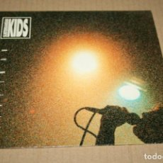 Discos de vinilo: EP SUBTERRANEAN KIDS 1990 LIVE IN AU / CIUDADANO EJEMPLAR. Lote 71608231
