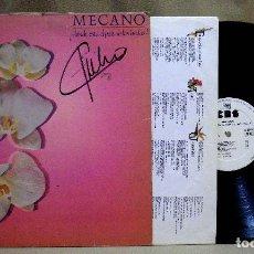 Discos de vinilo: DISCO LP, VINILO, MECANO, DONDE ESTA EL PAIS DE LAS HADAS, CBS S 25497, PROMOCIONAL, 1983. Lote 71619835