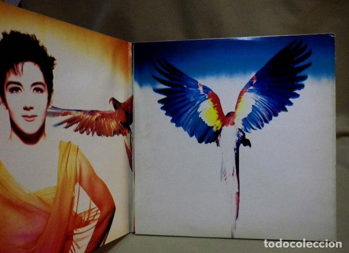Discos de vinilo: DISCO LP, VINILO, MECANO, DESCANSO DOMINICAL, ARIOLA, 5F 209192, 1988 - Foto 2 - 71620023