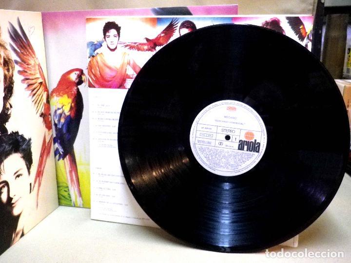 Discos de vinilo: DISCO LP, VINILO, MECANO, DESCANSO DOMINICAL, ARIOLA, 5F 209192, 1988 - Foto 3 - 71620023