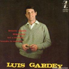 Discos de vinilo: LUIS GARDEY, EP, DEJALA... DEJALA + 3, AÑO 1964. Lote 71626003