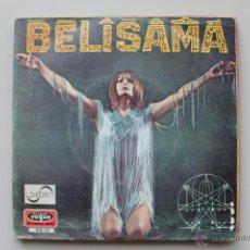Discos de vinilo: BELISAMA, PARTE I / PARTE II, VOGUE-ZAFIRO, 1970. Lote 71626647