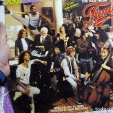 Discos de vinilo: LP DE SERIE TELEVISIVA FAMA. Lote 71635975