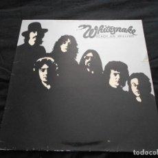 Discos de vinilo: WHITESNAKE // READY AN´WILLING. Lote 71647759