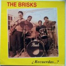 Discos de vinilo: BRISKS. ¿RECUERDAS?. COCODRILO, SPAIN 1994 LP + ENCARTE. Lote 71649943