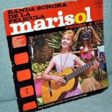 """Discos de vinilo: MARISOL - RUMBO A RÍO - LP VINILO 12"""" - EDITADO EN MÉXICO - 12 TRACKS - GAMMA. Lote 71651327"""