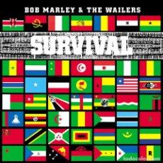 Discos de vinilo: BOB MARLEY & THE WAILERS ?– SURVIVAL [180 GRAM]. Lote 71658463