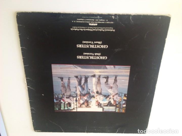 Discos de vinilo: GHOSTBUSTERS. Maxi single. España. Arista.1984 - Foto 2 - 71661327