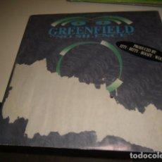 Discos de vinilo: TRAST DISCO GRANDE 12 PULGADAS GREENFIELD NO SILENCE . Lote 71693307