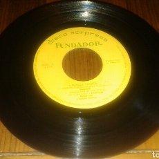 Discos de vinilo: DISCO SORPRESA FUNDADOR:MUSICA CLÁSICA 4 TEMAS (EP.7P) SOLO VINILO. Lote 71698551