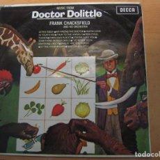 Discos de vinilo: DOCTOR DOLITTLE. Lote 71704367