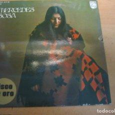 Discos de vinilo: MERCEDES SOSA. Lote 71704871