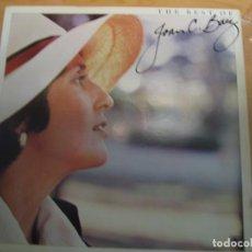 Discos de vinilo: JOAN BAEZS. Lote 71704943