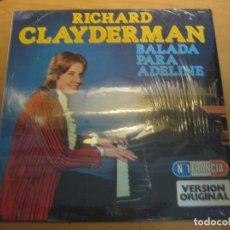 Discos de vinilo: RICHARD CLAYDERMAN. Lote 71706007