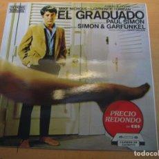 Discos de vinilo: EL GRADUADO. Lote 71706199