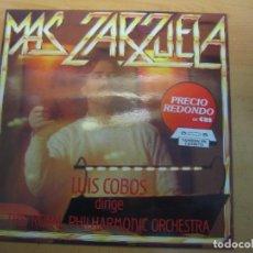Discos de vinilo: LUIS COBOS. Lote 71706259