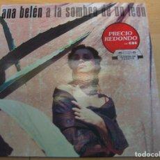 Discos de vinilo: ANA BELEN - A LA SOBRA DE UN LEON. Lote 71706331