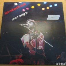 Discos de vinilo: LUIS EDUARDO AUTE - ENTRE AMIGOS - 2 LP. Lote 71706447