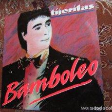 Discos de vinilo: TIJERITAS- MAXI-SINGLE DE VINILO- CON 3 TEMAS- ORIGINAL DEL 88-DISCO NUEVO. Lote 71716931