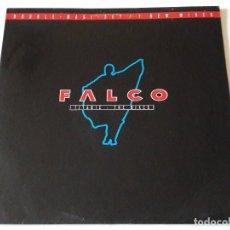 Disques de vinyle: FALCO - TITANIC (THE MIXES) - 1992 - 2 VINYLS. Lote 71725755