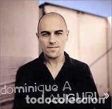 DOMINIQUE A: AUGURI (2001) [2 LP VINILO] (Música - Discos - LP Vinilo - Electrónica, Avantgarde y Experimental)