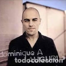 Discos de vinilo: DOMINIQUE A: AUGURI (2001) [2 LP VINILO]. Lote 71739179