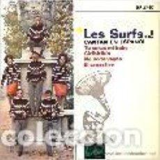 Discos de vinilo: LES SURFS CANTAN EN ESPAÑOL EP SELLO HISPAVOX EDITADO EN ESPAÑA AÑO 1964. Lote 71748371