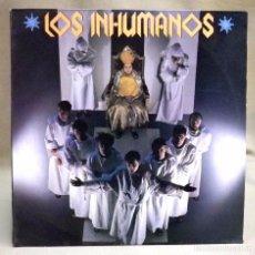 Discos de vinilo: DISCO LP, VINILO, LOS INHUMANOS, PILAR, EPIC, EPC 26368, 1985. Lote 71769851