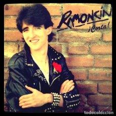 Discos de vinilo: RAMONCÍN. ¡CORTA! (1982). Lote 71786891