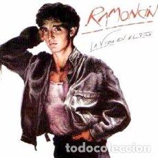 Discos de vinilo: RAMONCÍN. LA VIDA EN EL FILO (1986). Lote 71787607