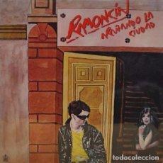 Discos de vinilo: RAMONCÍN. ARAÑANDO LA CIUDAD (1983). Lote 71788427