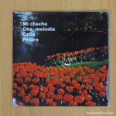 Discos de vinilo: BARCO Y SU RITMO - MI CHACHA + 3 - EP. Lote 71799219