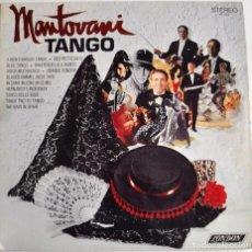 Discos de vinilo: LP MANTOVANI TANGO, EDITADO POR LONDON RECORDS N.Y.. Lote 71804603