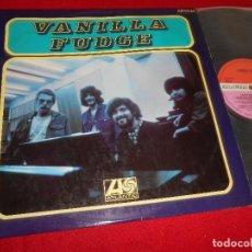 Discos de vinilo: VANILLA FUDGE LP 1969 ATLANTIC MONO HAT421-42 EDICION ESPAÑOLA SPAIN. Lote 71836771