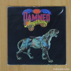Discos de vinilo: THE DAMNED - ANYTHING / THE YEAR OF THE JACKAL - SINGLE. Lote 71900587