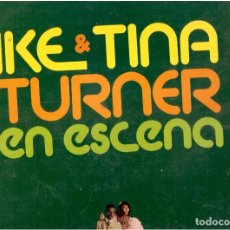 Discos de vinilo - LP VINILO IKE & TINA TURNER - 71909231
