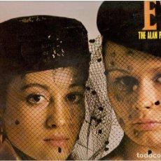 Discos de vinilo: LP VINILO LP - THE ALAN PARSONS PROJECT - EVE (POP) SPANISH PRESSING MINT LISTEN - NUEVO. Lote 71916459
