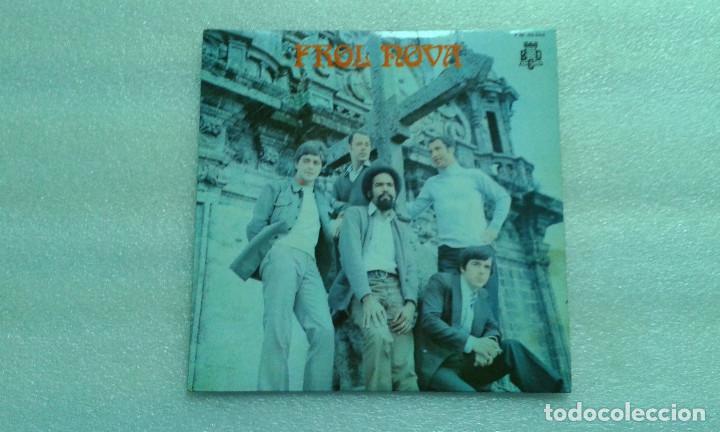 FROL NOVA - POTPOURRI EP 1971 4 TEMAS (Música - Discos de Vinilo - EPs - Grupos Españoles de los 70 y 80)