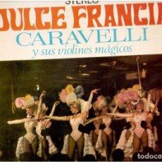 Discos de vinilo: LP VINILO DULCE FRANCIA . Lote 71922227