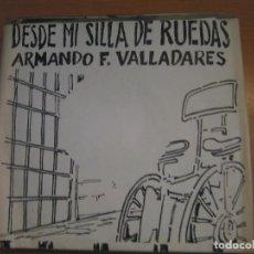 Discos de vinilo: ARMANDO F. VALLADARES. Lote 71936971