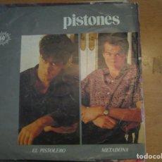 Discos de vinilo: PISTONES. Lote 147219222