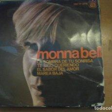 Discos de vinilo: MONNA BELL. Lote 71938283