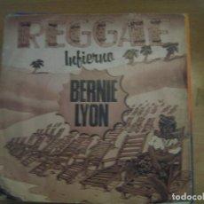 Discos de vinilo: BERNIE LYON. Lote 71939223