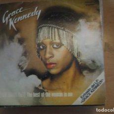 Discos de vinilo: GRACE KENNEDY. Lote 71939735