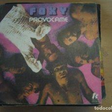 Discos de vinilo: FOXY. Lote 71940259