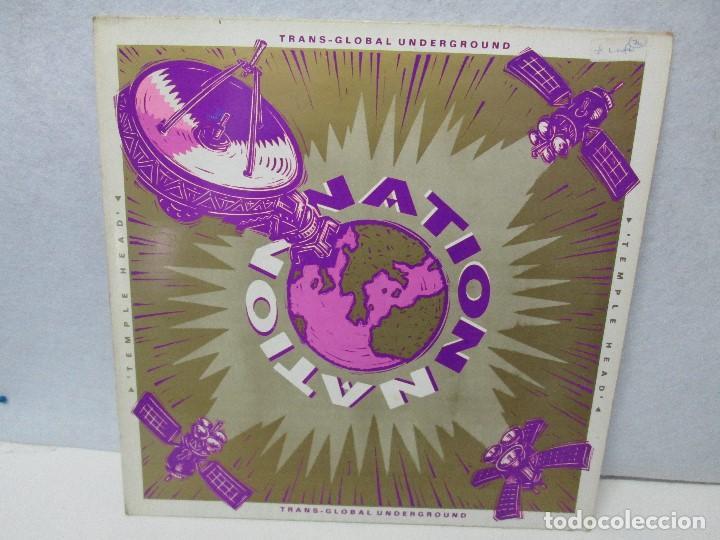 NATION. DIS-DANCE FEAT. VICKY SHARP ANTHONY WOODS. DOSCO VINILO. VER FOTOGRAFIAS ADJUNTAS (Música - Discos - Singles Vinilo - Disco y Dance)