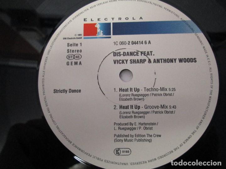 Discos de vinilo: NATION. DIS-DANCE FEAT. VICKY SHARP ANTHONY WOODS. DOSCO VINILO. VER FOTOGRAFIAS ADJUNTAS - Foto 4 - 71941743