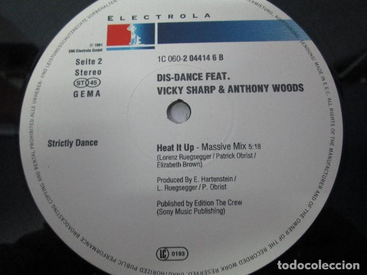 Discos de vinilo: NATION. DIS-DANCE FEAT. VICKY SHARP ANTHONY WOODS. DOSCO VINILO. VER FOTOGRAFIAS ADJUNTAS - Foto 6 - 71941743