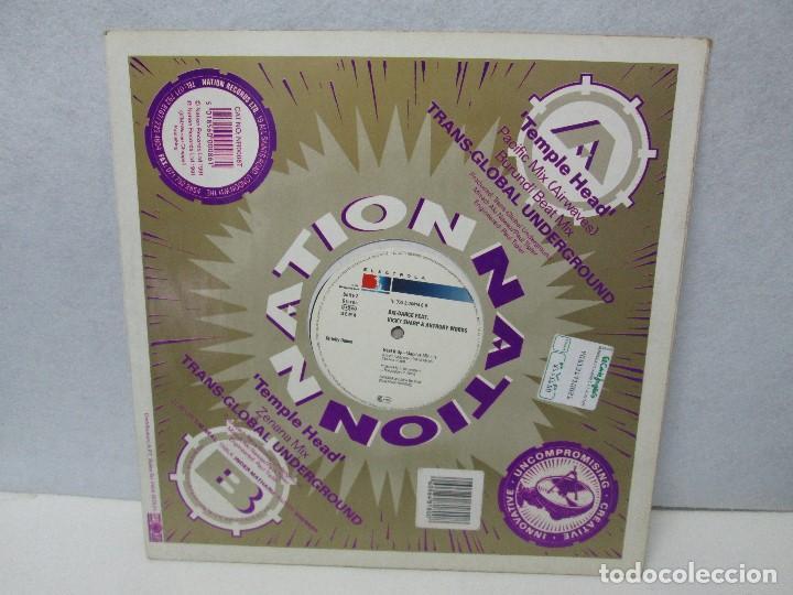 Discos de vinilo: NATION. DIS-DANCE FEAT. VICKY SHARP ANTHONY WOODS. DOSCO VINILO. VER FOTOGRAFIAS ADJUNTAS - Foto 8 - 71941743