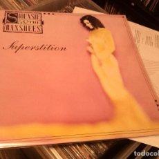 Discos de vinilo: SIOUXSIE & THE BANSHEES - SUPERSTITION (LP, ALBUM) 1991 SPAIN . Lote 76207610
